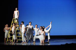 ダンスによるイベント(学生のダンス公演開催2016)